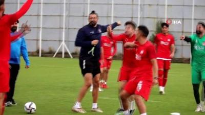 dolar - Sivasspor'da neşeli antrenman